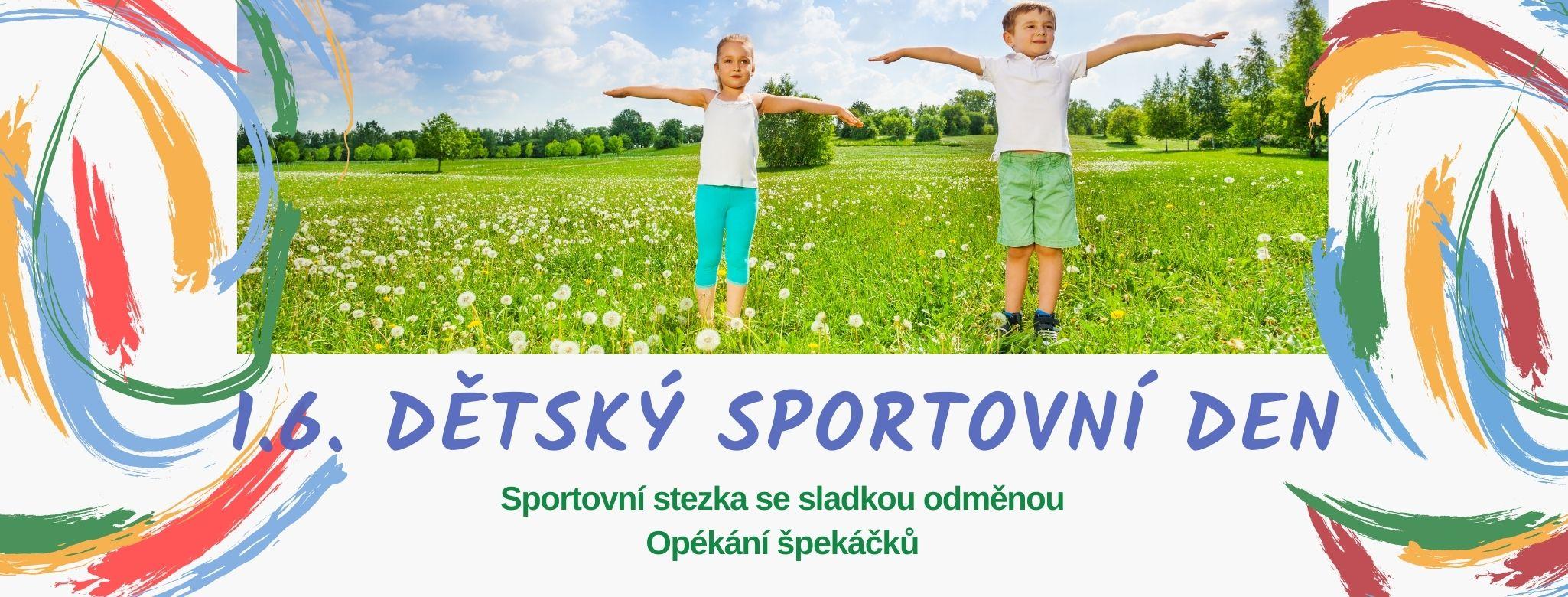 banner Dětský sportovní den-2
